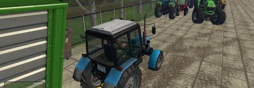 Raise rear hydraulics v3.5