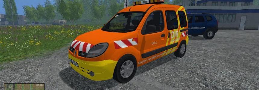 Renault Kangoo DIR SudOuest v1.0