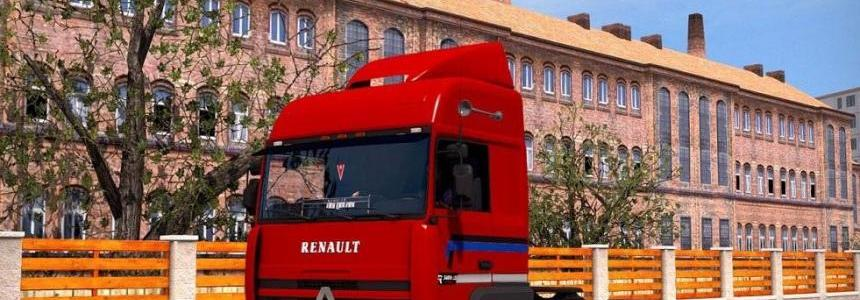 Renault Major 1.24.x
