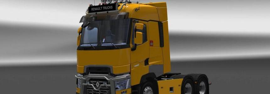 Renault Range T v4.4