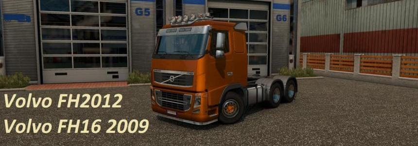 Reworked Stock Sound v2 for Volvo FH 2012, FH16 2009
