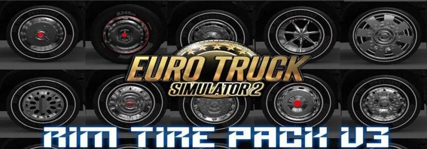 Rim & Tire Pack v3.0