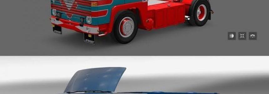 Scania 1 series v2