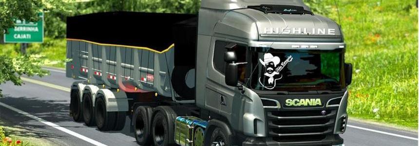 Scania edit mod BR-Brasil