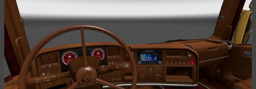 Scania Interior v2