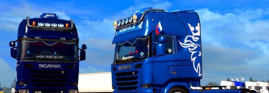 Scania Streamline Reworked v1.2