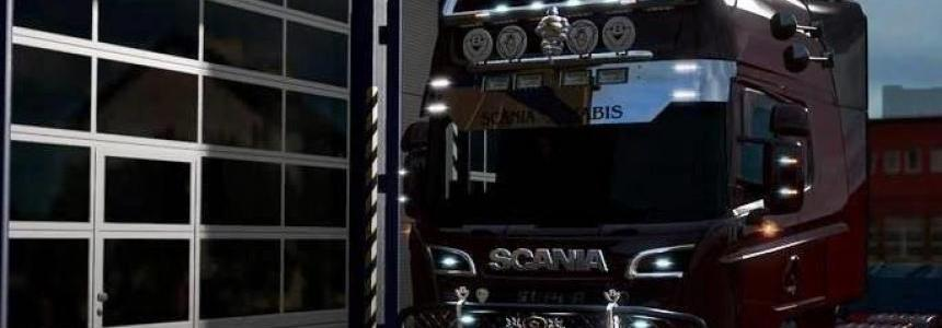 SCANIA SUPER MEGA TUNING STORE