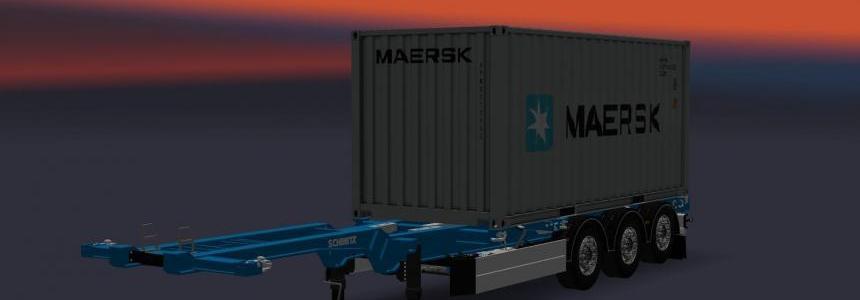 Schmitz scf container