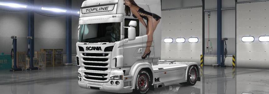 Sexy Girl Skin v1.0