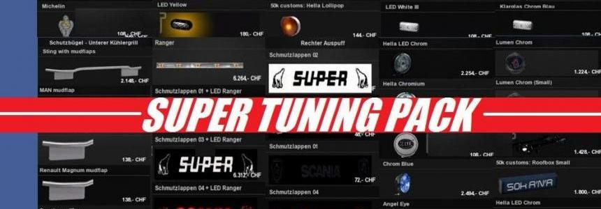 Super Tuning Pack