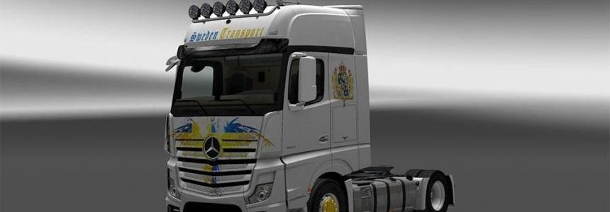 SwedenTransport Skin MP4