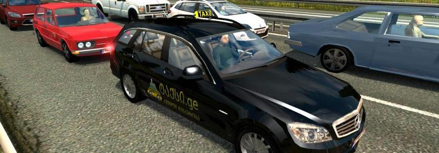 TAXI traffic pack Update v0.8