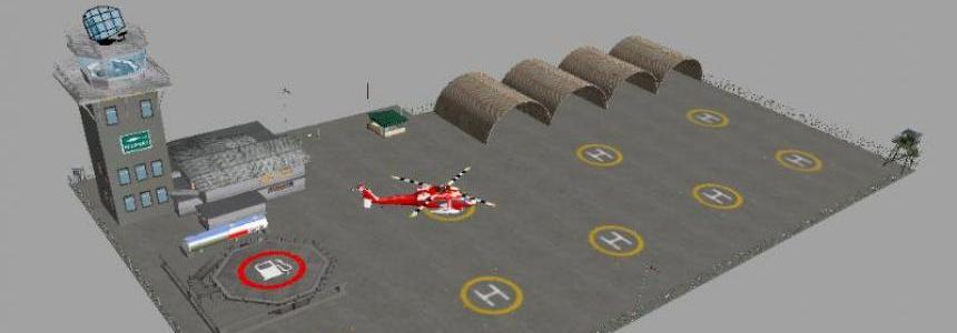 TFSG HELIPORT CENTER TFSG