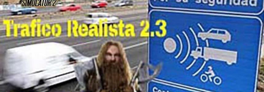 Trafico Realista v2.3 by Rockeropasiempre para 1.24.x