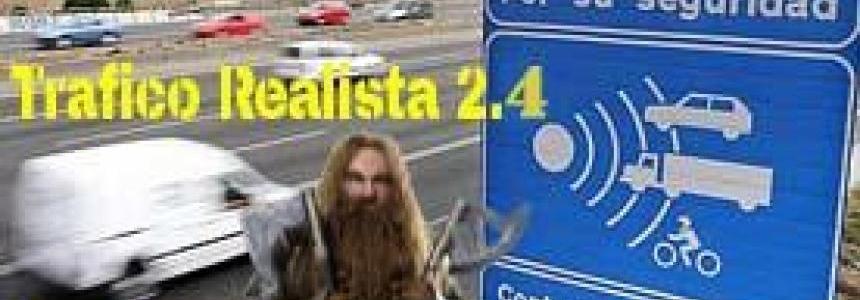 Trafico Realista v2.4 by Rockeropasiempre 1.24.x