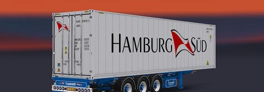 Trailer container Truckskill 1.24