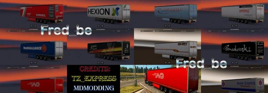 Trailer Pack Kogel Maxx V1.24 1.24.x