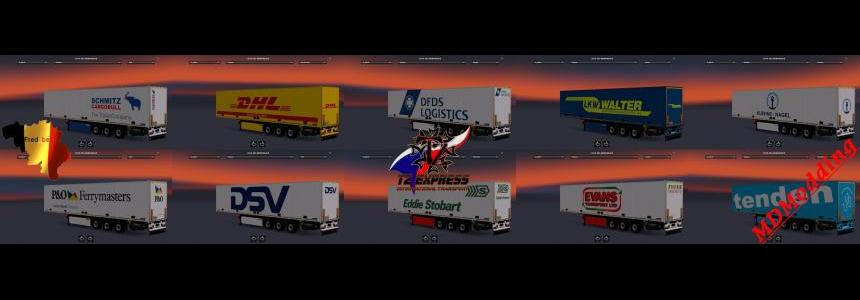 Trailer Pack Schmitz 1.24