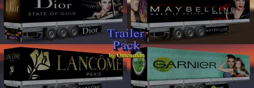 Trailer Pack Toiletry v2.0