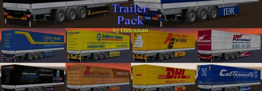 Trailer Pack Trucking Company v3.0 1.24