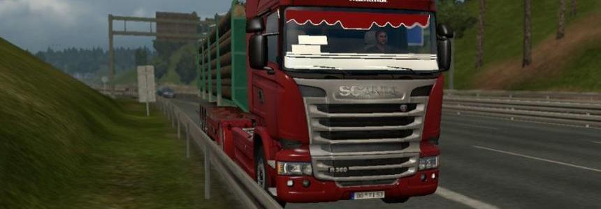 Turkish Scania Streamline Highline
