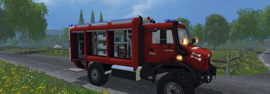Unimog U5023 Pack v0.99