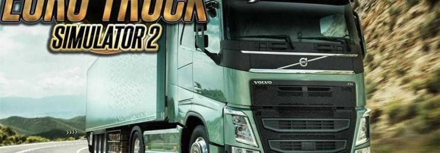 Volvo Fh16 750 Engi̇ne Sound + Sound Patch