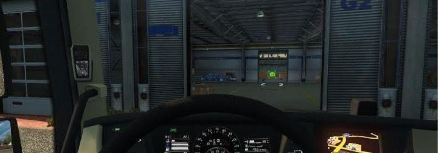 Volvo FH16 dashboard Fixed v2.0