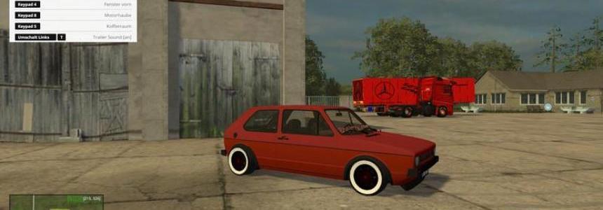 VW Golf I GTI v1