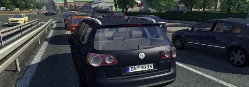 VW Passat 2.0TDI