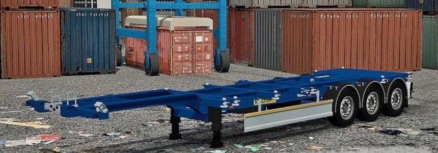 Wielton Container Platform 1.24