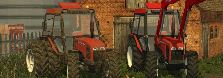 ZETOR 5340 (washable) v1.0
