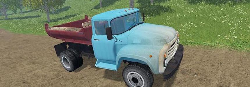 ZIL MMZ 555 Truck v1.0
