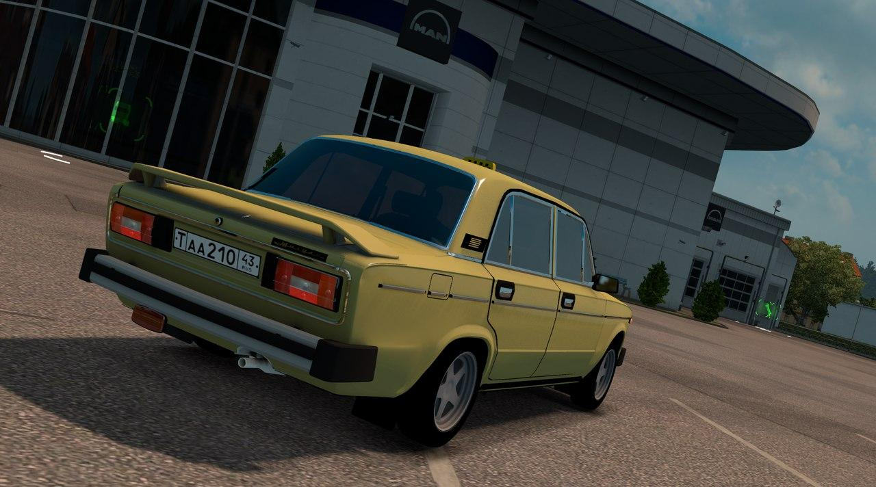 Lada vaz 2106 v1 0 for Lada 07 salon
