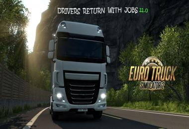 DRIVERS RETURN WITH JOBS v11.0
