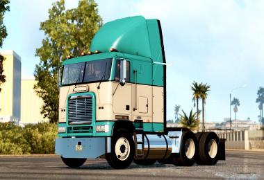 Freightliner FLB Baby Blue Skin v1.0