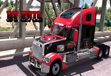 Hell Energy Drink skin for Freightliner Coronado