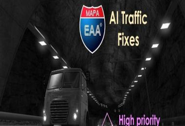 [Hotfix] Brazil EAA Map AI Traffic fixes v3.1