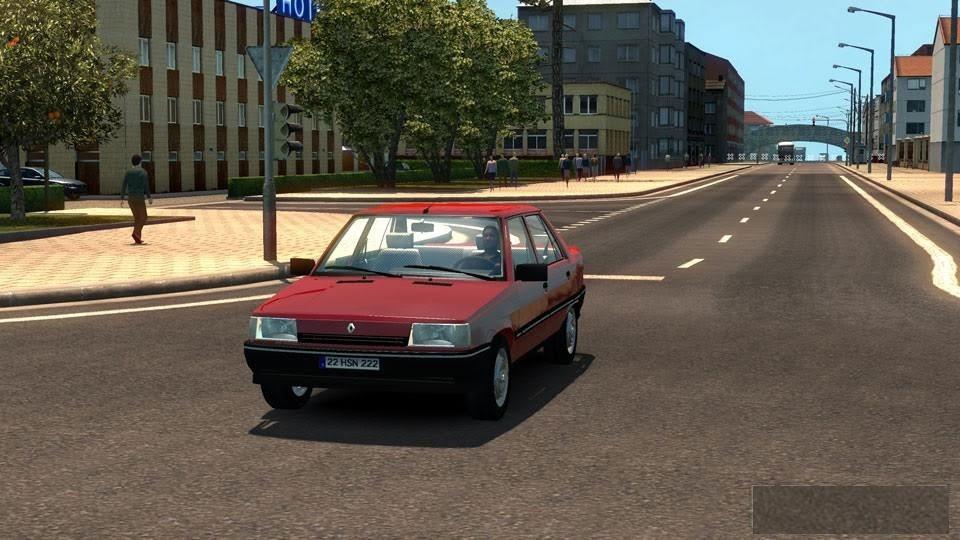 Renault 9 Broadway