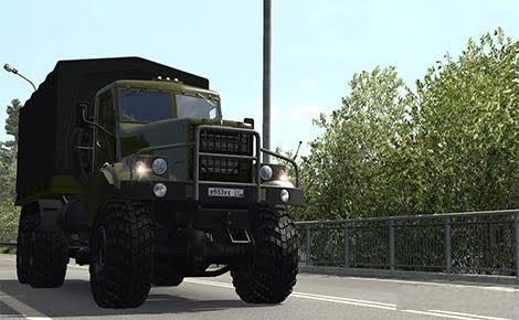 KrAZ 255