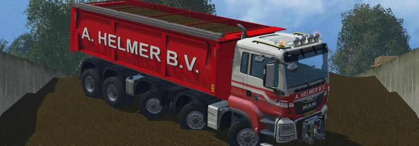 MAN A Helmer B.V. v1.0 Beta