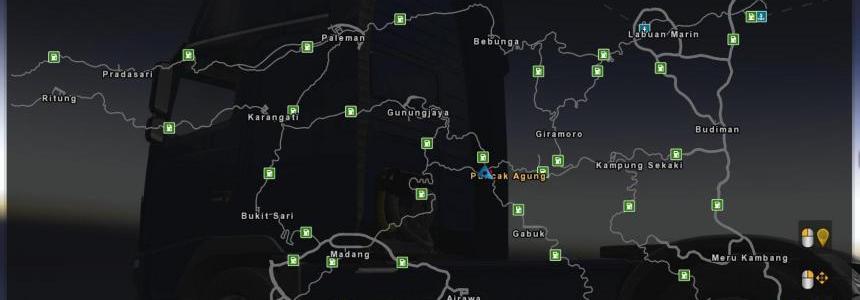 PJ Indo Map v1.8