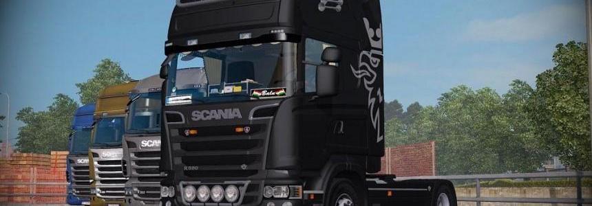 Scania Streamline R560