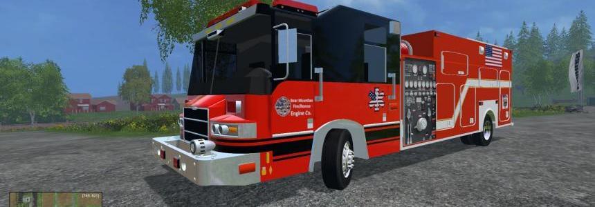 U.S Fire truck [LEAKED] v1.0