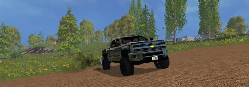 2015 Chevy 2500 update v2.1