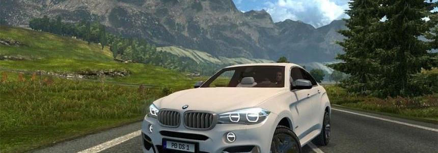 BMW X6 BRKTN24 Edit
