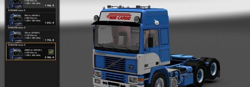Volvo F16 Nor Cargo