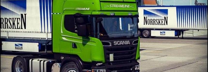Scania R Mega Mod V6.5