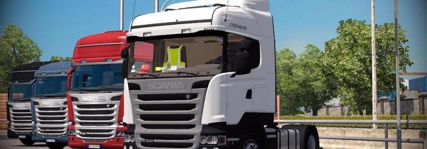 Scania R440 1.24.x
