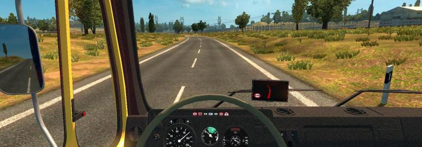 Mercedes Benz NG 1729 v1.0 adapted to V1.23.x, 1.24